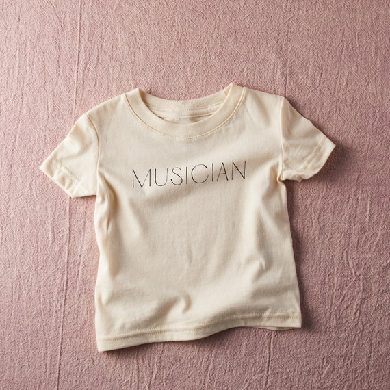 Musician Tee / Baby + Kids