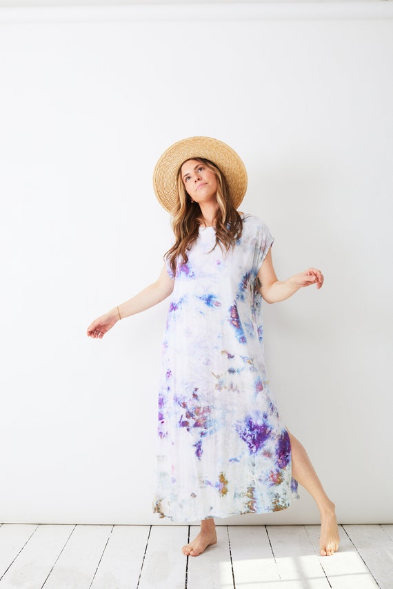 Wild Lavender Dress