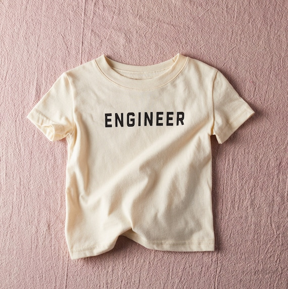Engineer Tee / Baby + Kids