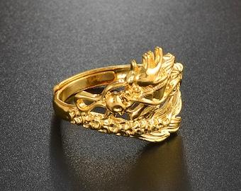 Gold ring dragon design game do pro bodybuilders take steroids year round