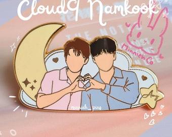BTS Cloud9 Namkook enamel pin