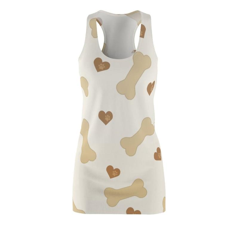 The ultimate dog mom dress Women/'s Cut /& Sew Racerback Dress