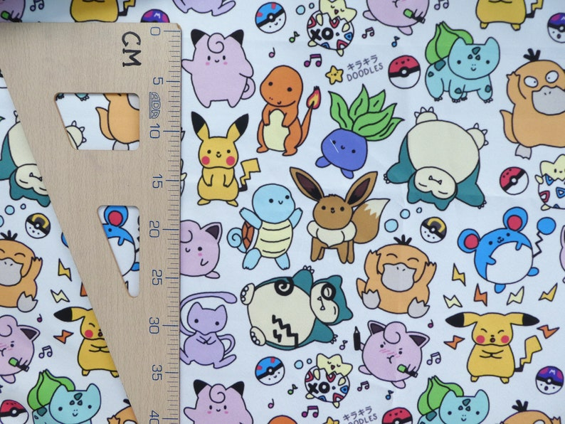 Digital Printed Kids fabric Children/'s Upholstery fabric with character print by the  12 yard