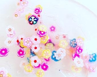 Slime Clear Glue Love Heart Beads UK Seller Free Activator /& Glitter