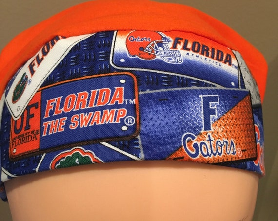 Florida Gators Swamp Medical Scrub Cap/Bouffant
