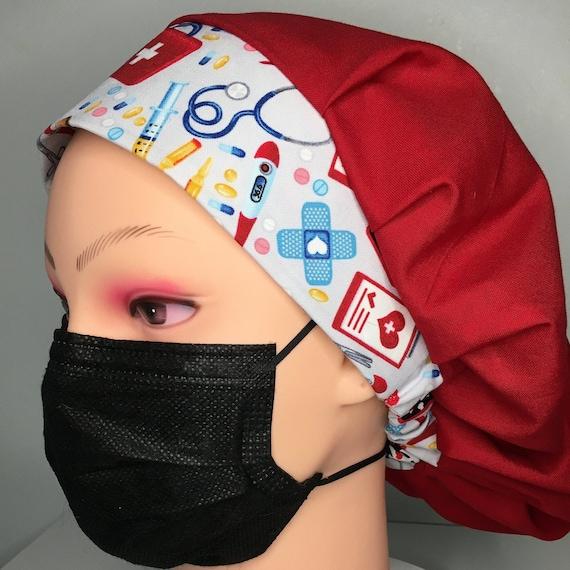 Medical / Nurse Scrub cap/bouffant