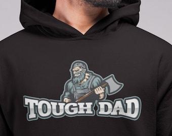 lepni.me Unisex Hoodie Superhero Super Dad for Daddy