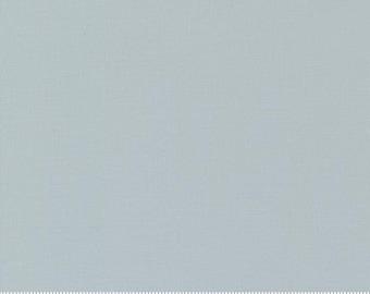 Gray Cotton Fabric, Moda Bella Solids - Zen Grey 9900-185, 100% Quilting Cotton, by the half-yard or fat quarter