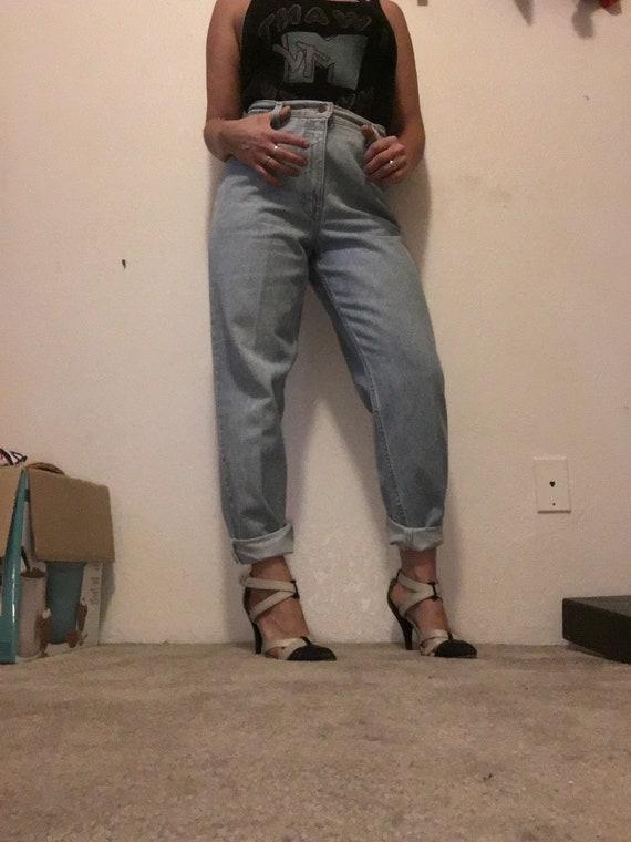 Britannia Mom Jeans
