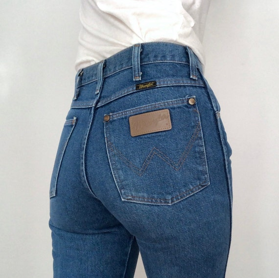 """Vintage Wrangler jeans 25"""" 26"""""""