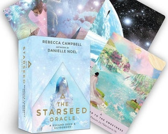 The Starseed Oracle Deck & Booklet Set
