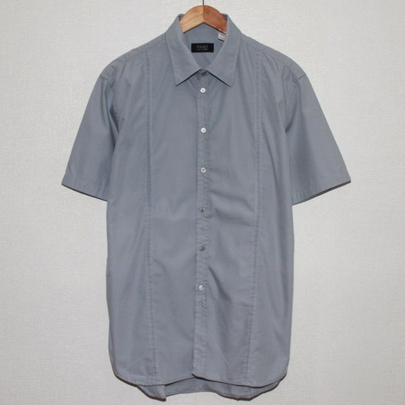 Versace Classic V2 Mens Short Sleeve Shirt Size L… - image 2
