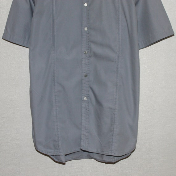 Versace Classic V2 Mens Short Sleeve Shirt Size L… - image 5