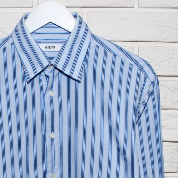 Versace Collection Mens Longsleeve Shirt Size L