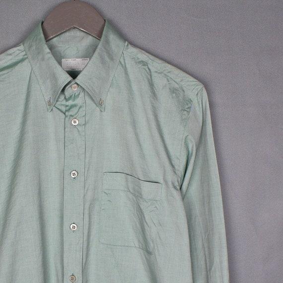 Prada Longsleeve Shirt Size 42 / 16 1 / 2 L