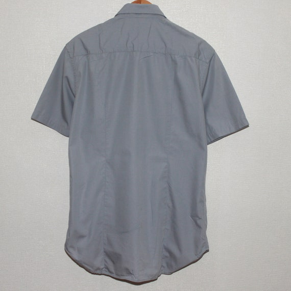 Versace Classic V2 Mens Short Sleeve Shirt Size L… - image 3
