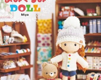 Cynthia Doll Amigurumi Review - One Dog Woof | 270x340