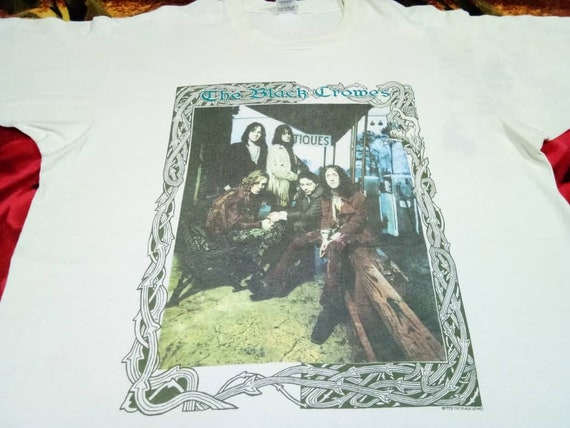 Vintage The Black Crowes band 90s t shirt