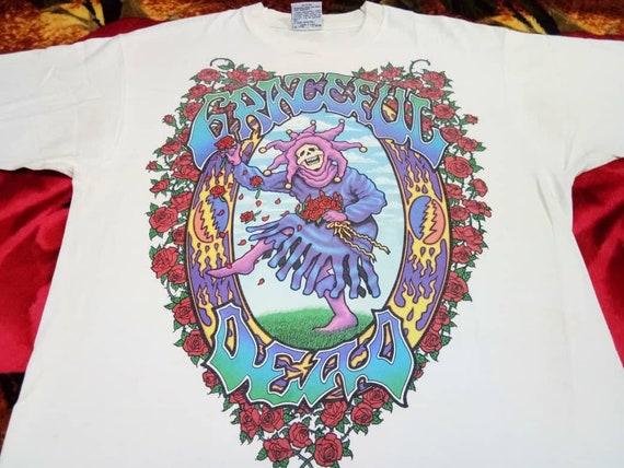Vintage Grateful Dead 90s men's t shirt