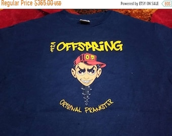 Vintage The Offspring band T-shirt 90s