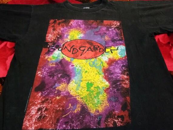 Vintage The Soundgarden band 90s men's t-shirt