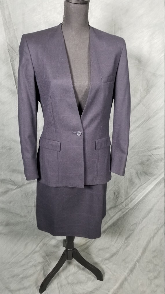 Vintage Barrie Pace Ltd skirt suit