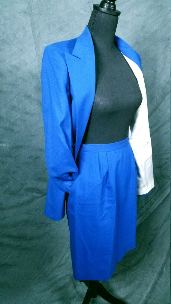 Vintage Barrie Pace skirt suit
