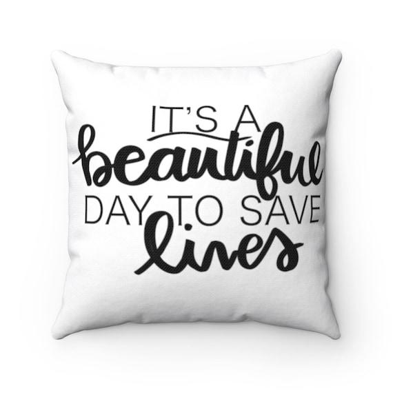 Grogu Spun Polyester Square Pillow