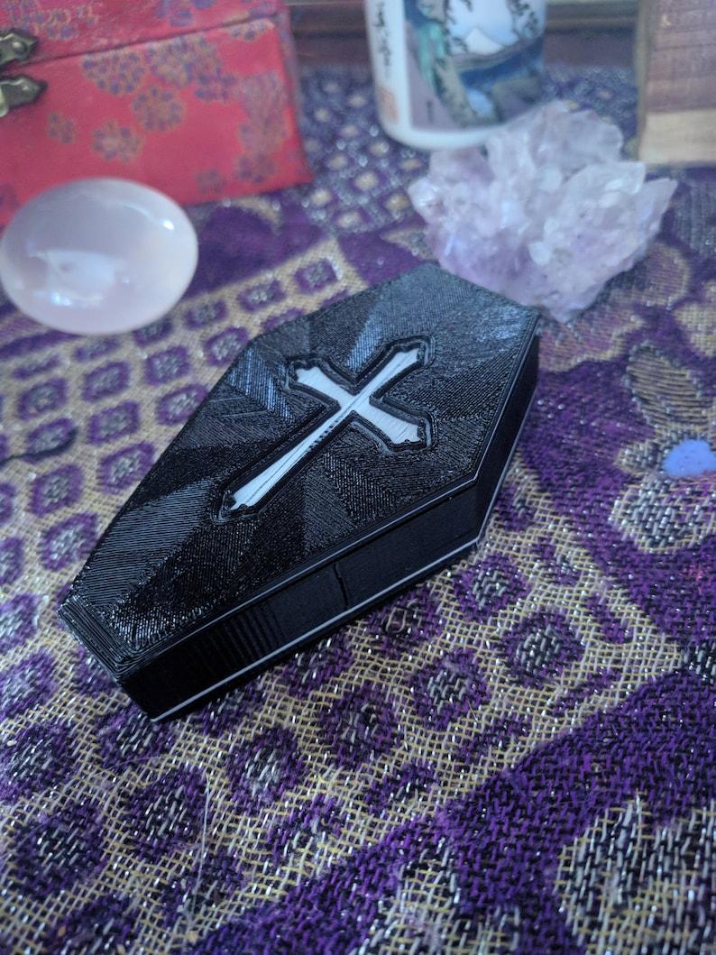 Kawaii Coffin Box