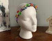 Succulent Inspired Flower Crown Flower Crowns Wire Flower Crowns Flower Tiara Wire Flower Tiara Baby Gift - Regular
