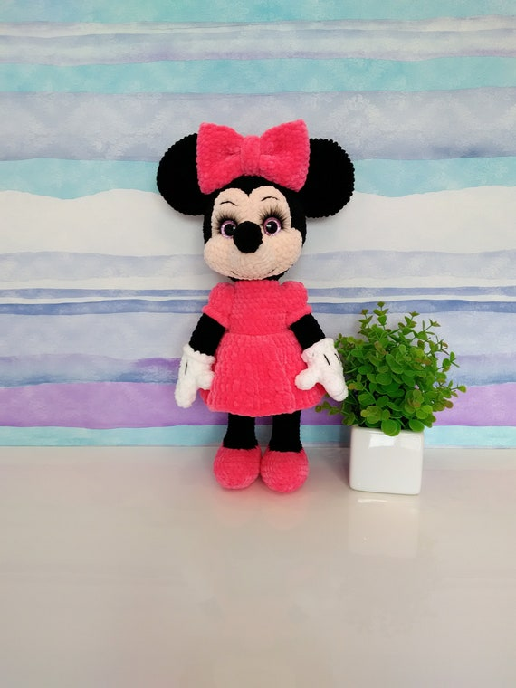 Plush Minnie Mouse