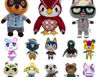 "Animal Crossing New Horizons Zucker 12/"" Soft Plush Toy Stuffed Doll Limited Gift"