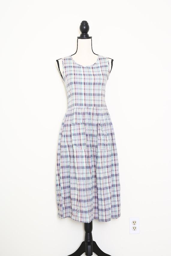 Garden Cotton Dress - image 2