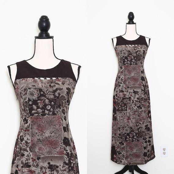 Sleeveless Longline Dress