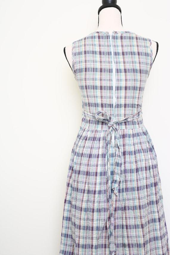 Garden Cotton Dress - image 5