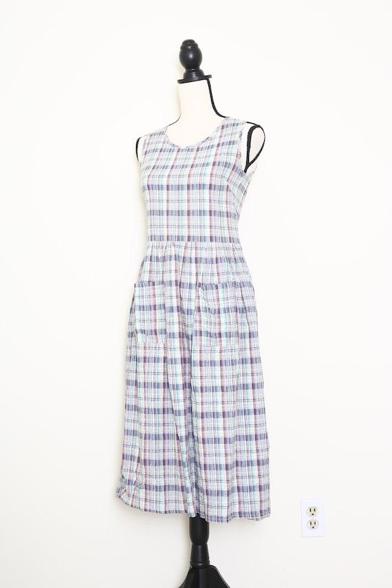 Garden Cotton Dress - image 3
