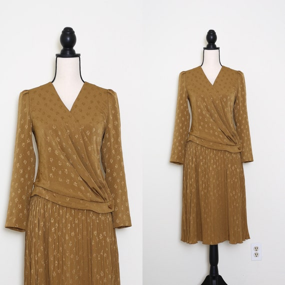Mustard Dreamy Dress