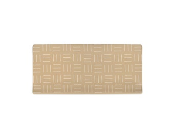 TanBeige Tribal Mudcloth Changing Pad Cover