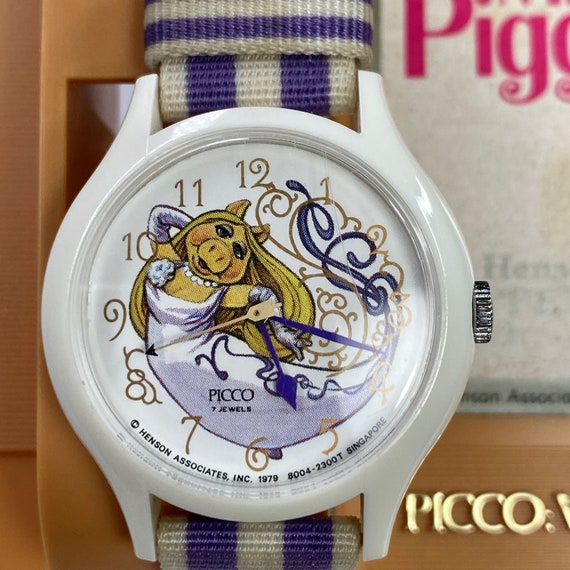 1979 Miss Piggy Watch