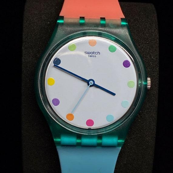 1980's Swatch Watch