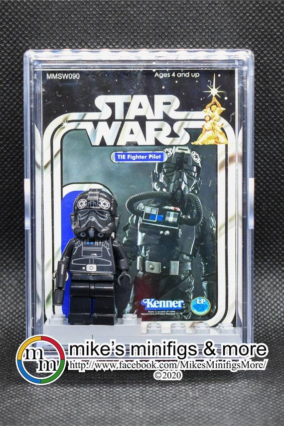 Star Wars Custom Carded The Child with Grey Pod Minifigure Baby Yoda Mandalorian