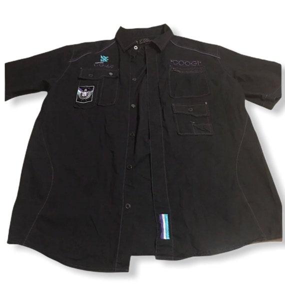 Coogi Shirt Size Large