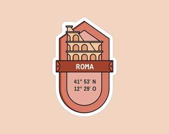 Sticker Rome