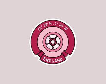 Sticker England