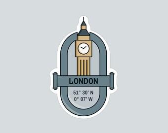 Sticker London