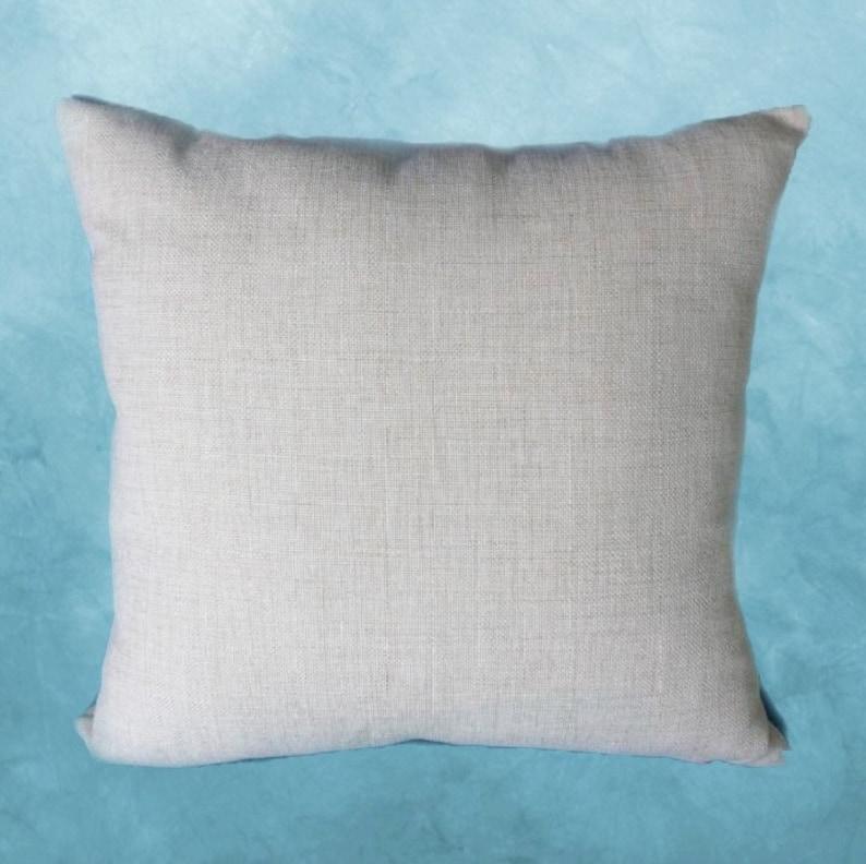 Appalachian Farmhouse Personalized Pillow Cover Custom Throw Pillow Cover