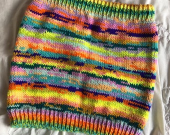 Hand Knitting Pattern - The Bert Skirt