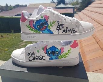 Adidas sneakers | Etsy
