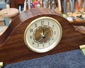 Vintage Seth Thomas Deco Mantle Clock Electric 3684 (QUARTZ)