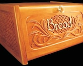 Wheat and Weave Bread Box